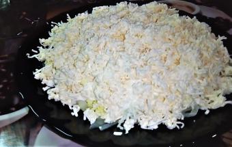 Французский салат за 15 мин