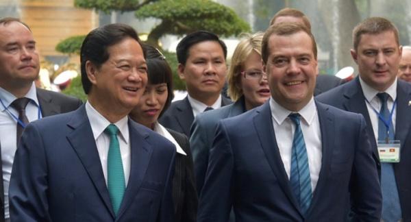 Россия иВьетнам договорились онаращивании товарооборота