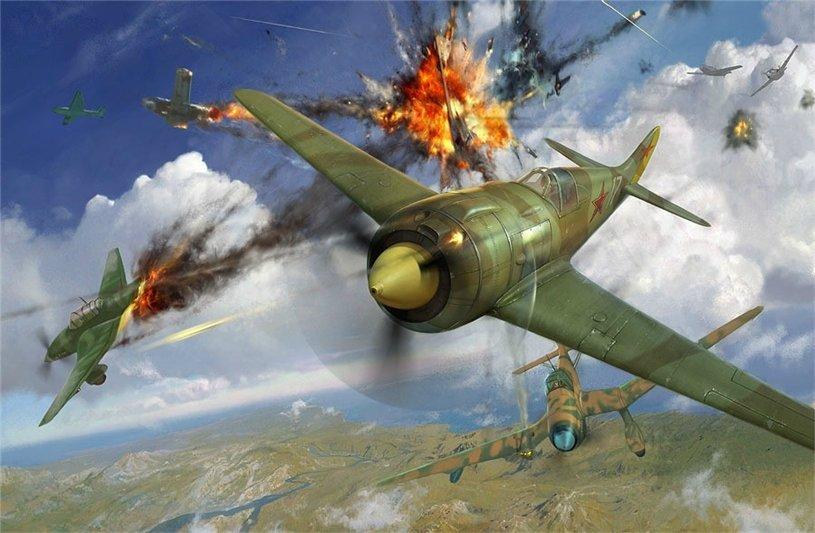 Запрещённый приём Русских авиаторов (видео)