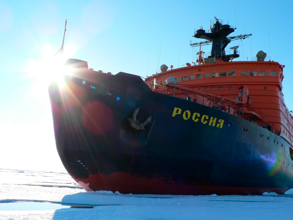 США хотят устроить России «холодную войну» в Арктике