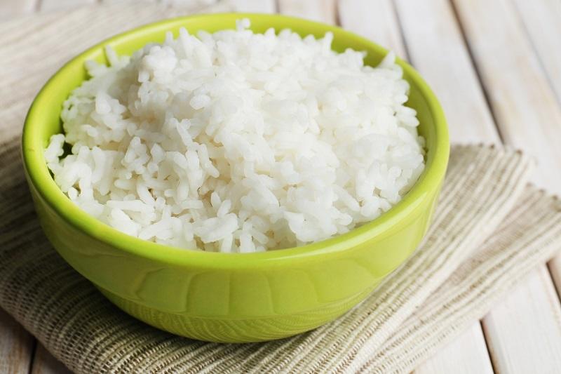 миска с рисом