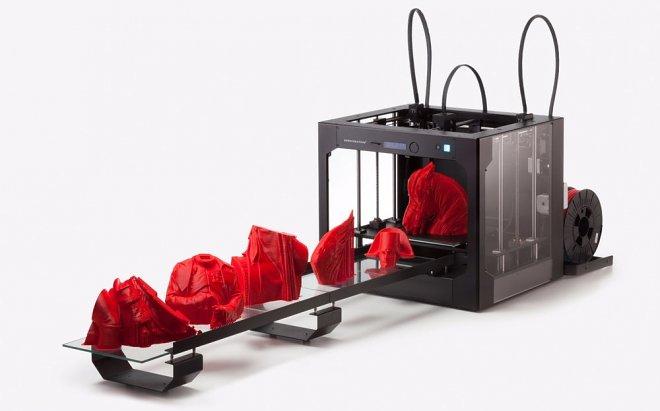 Создан 3D-принтер для непрерывной печати конвейерным методом