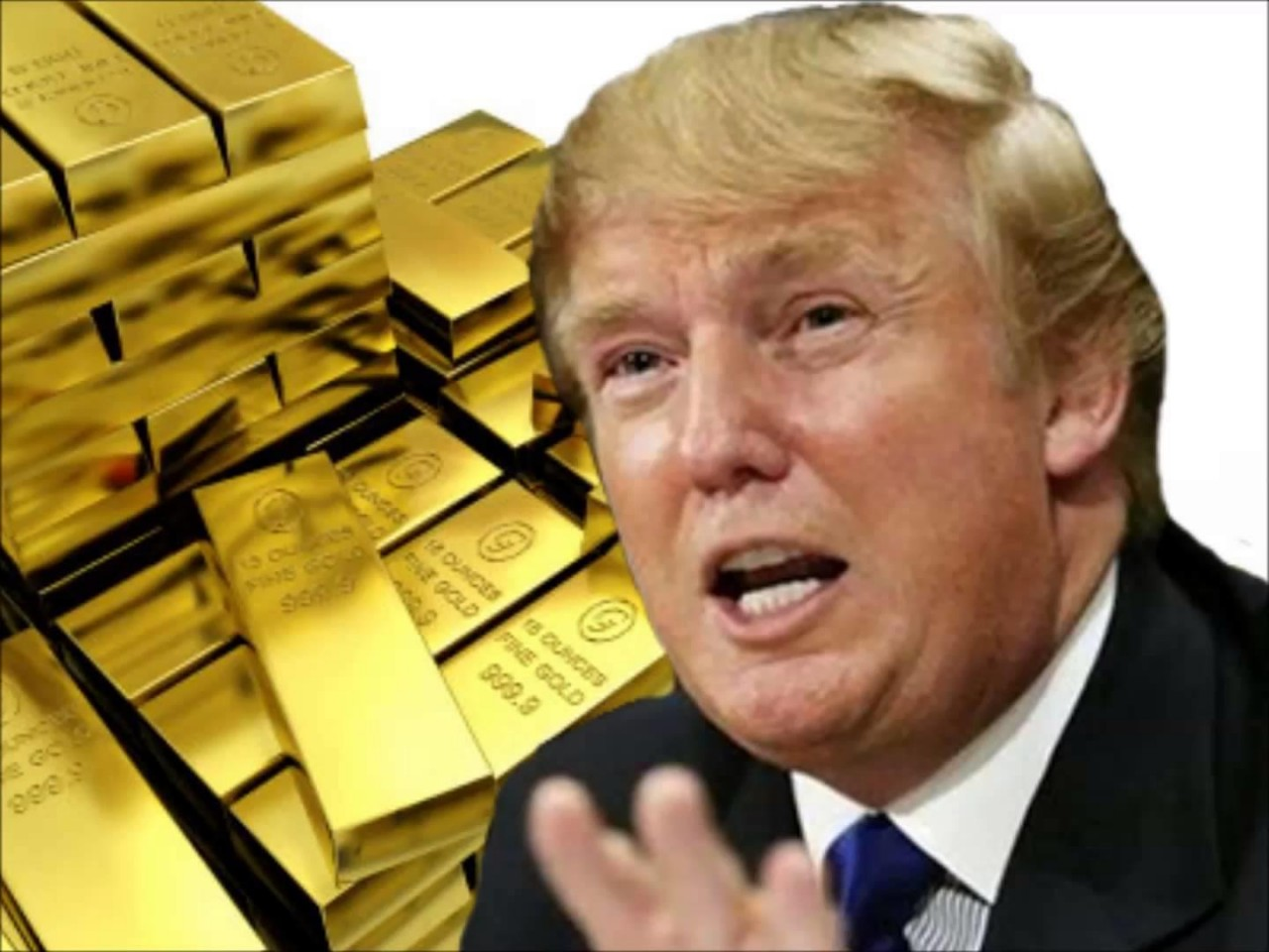 Золотой запас Трампа: какую тайну доллара скрывает рост цен на золото