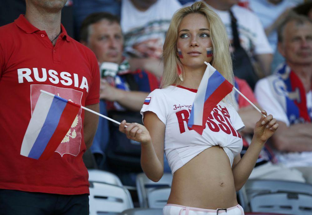 Девушка недели: что известно о самой красивой российской болельщице ЧМ-2018