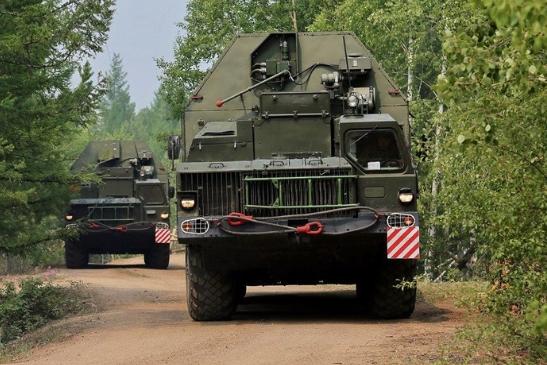 Истребители США и Израиля испытали на Украине комплексы ПВО С-300