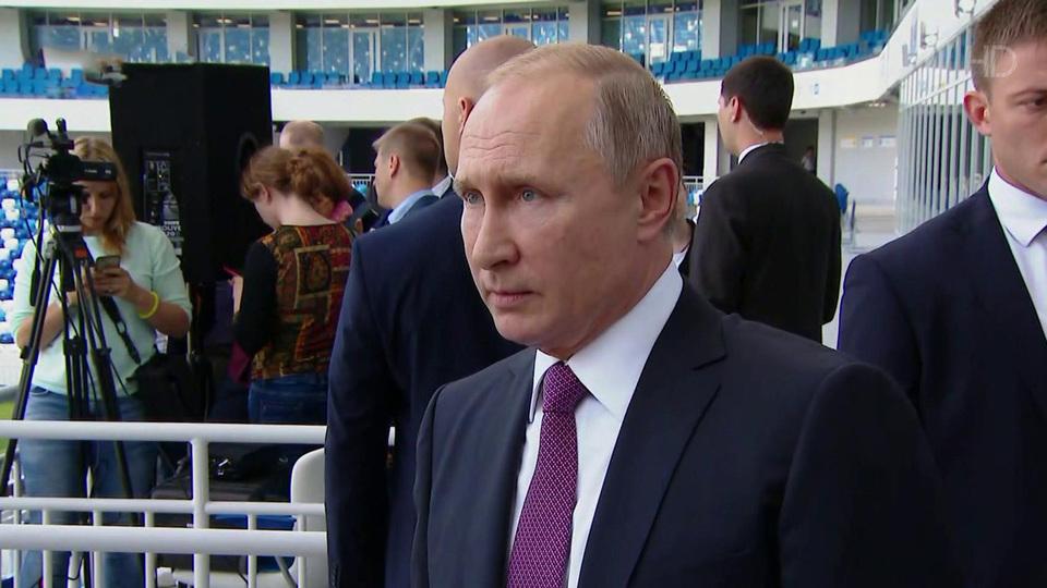 Путин: окончательного решени…
