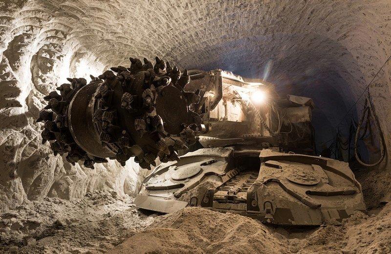 Алмазодобыча в России