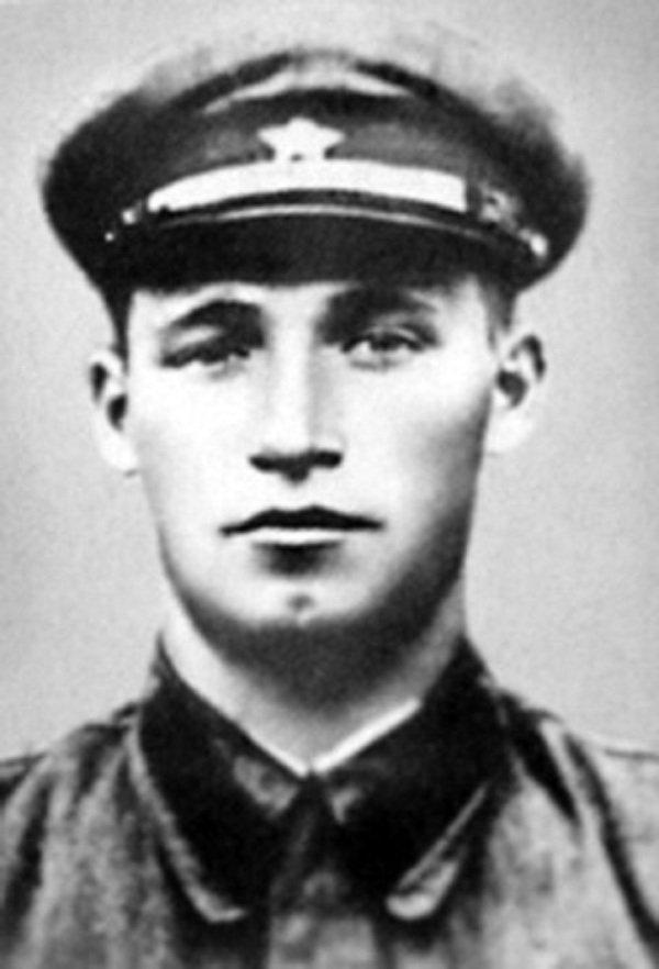 Герои Советского Союза. Василий Павлович Лоскутов