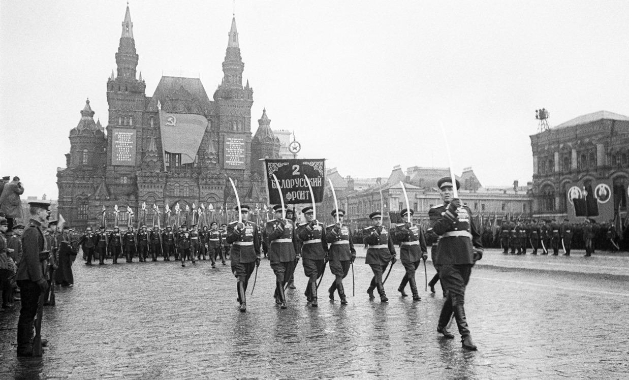 Что вы не знали о Параде Победы 1945 года