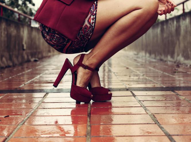 Как носить каблуки без вреда для здоровья