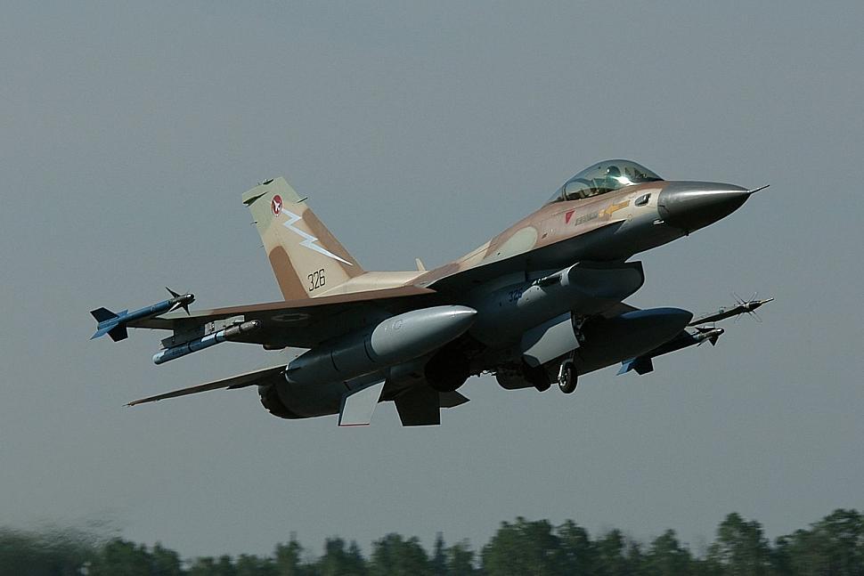 Хорватия приняла решение приобрести 12 истребителей F-16 в Израиле