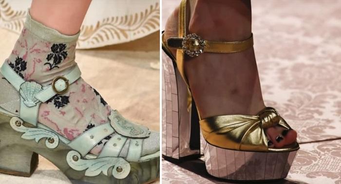 модная обувь после 40
