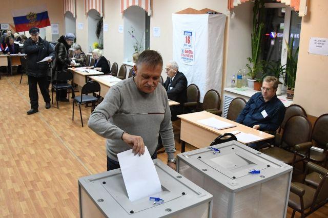 В Приморье явка на выборы губернатора к полудню составила 13,97%