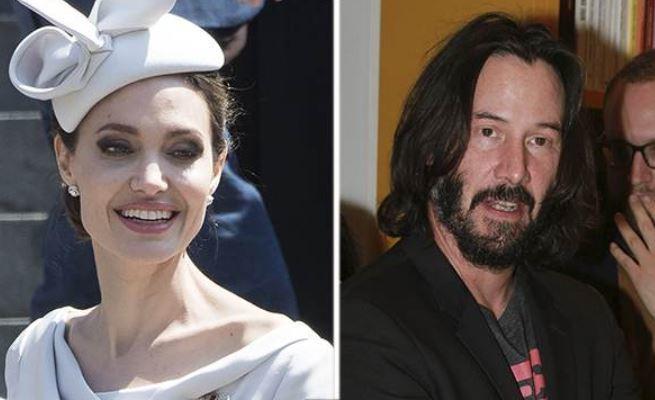 Анджелина Джоли закрутила роман с известным голливудским актером