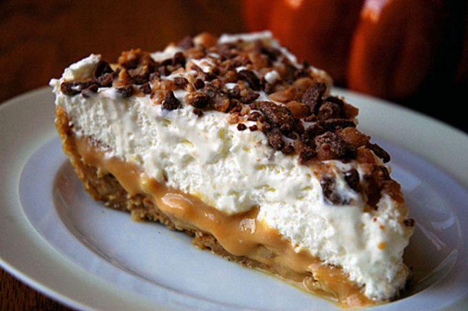Баноффи пай или Banoffee Pie