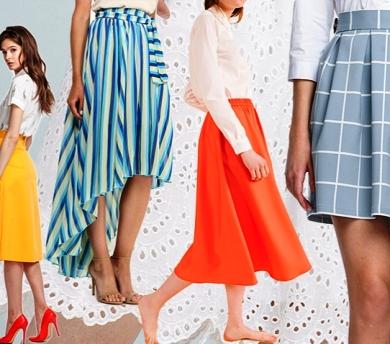Самые модные юбки лета 2016 — 30 актуальных моделей на любой случай