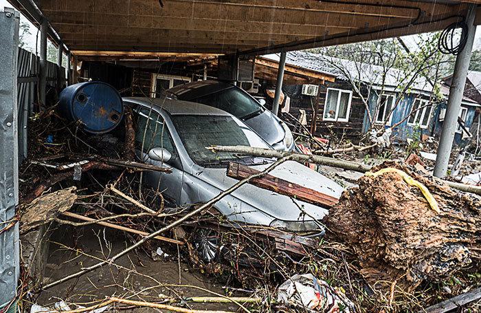 Наводнение на Кубани: как будут компенсировать разрушенные дома?