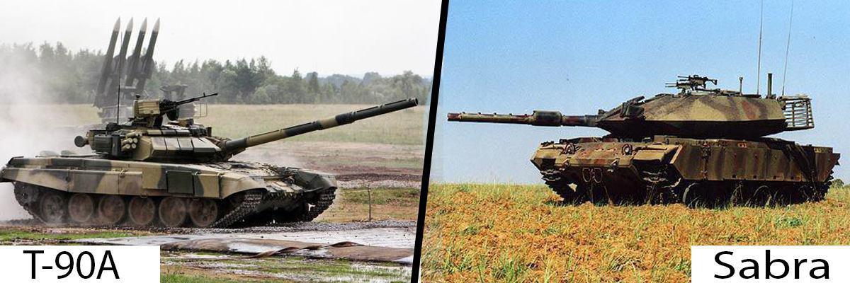 Т-90А vs Sabra: есть ли шансы у танка «Земли обетованной»