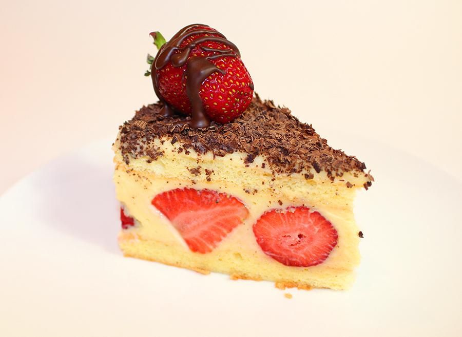"Торт ""Клубничное Чудо"""