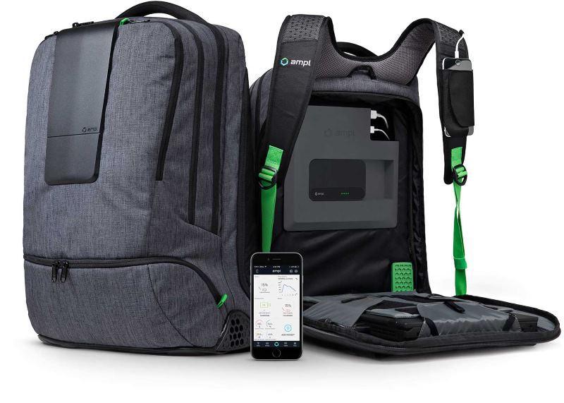 AMPL: умный и удобный рюкзак для гиков