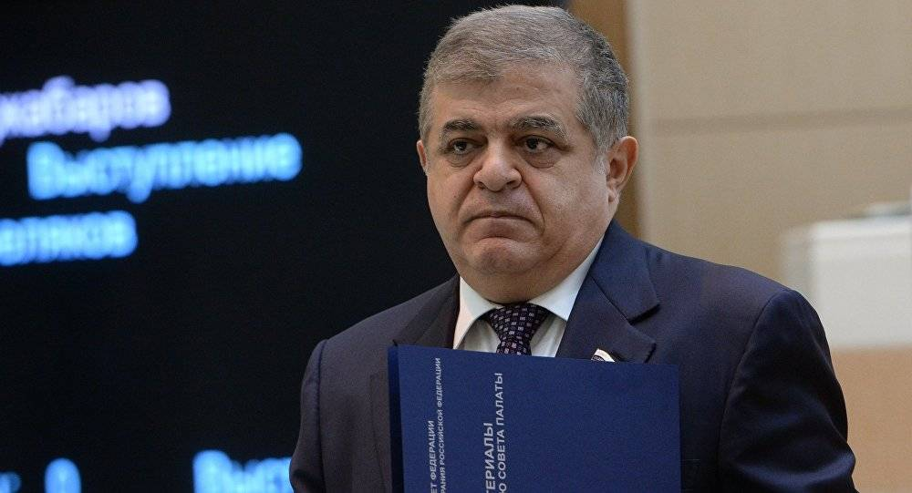 Джабаров: после ухода России ПАСЕ станет бесполезным аппендиксом