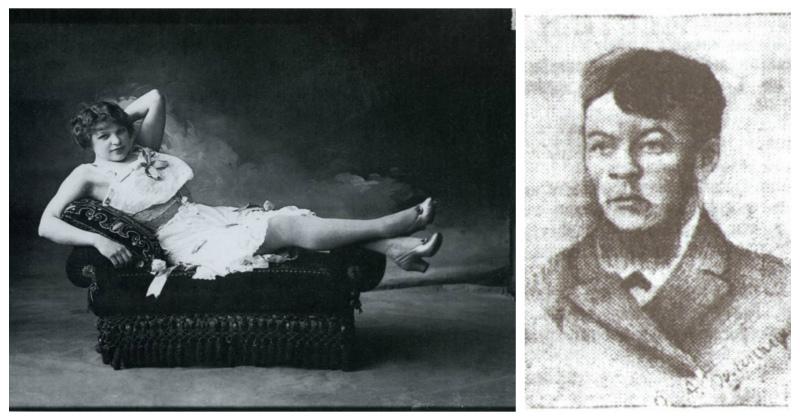 За что убивал женщин 21-летний русский Джек Потрошитель Николай Радкевич