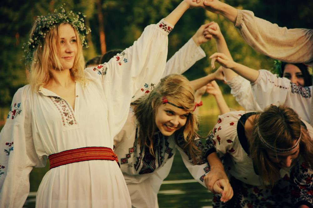 славянские обряды и праздники