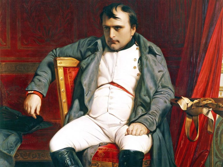 Что удивило Наполеона в России
