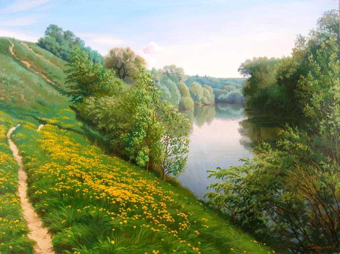 пейзажи Айрат Гайфуллин – 09