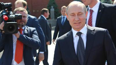 Путин запустил четвертую нитку энергомоста в Крым
