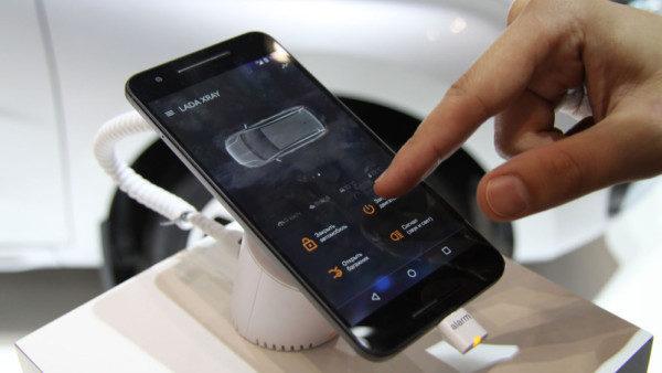 """В скором времени """"Ладами"""" можно будет управлять со смартфона."""