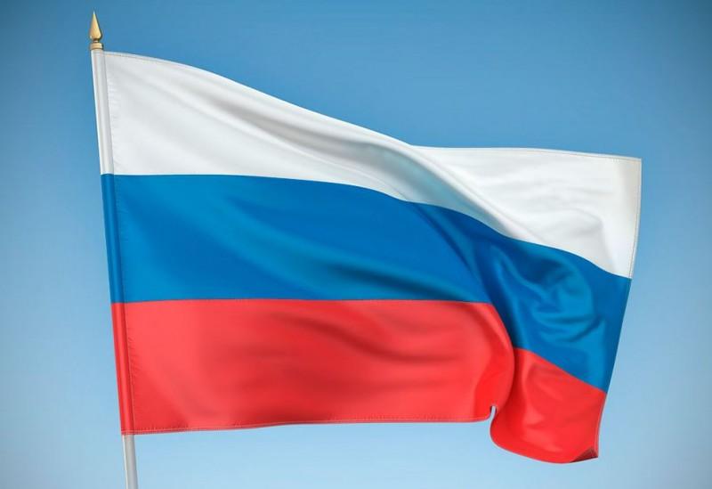 Почему нет почтения к флагу России?