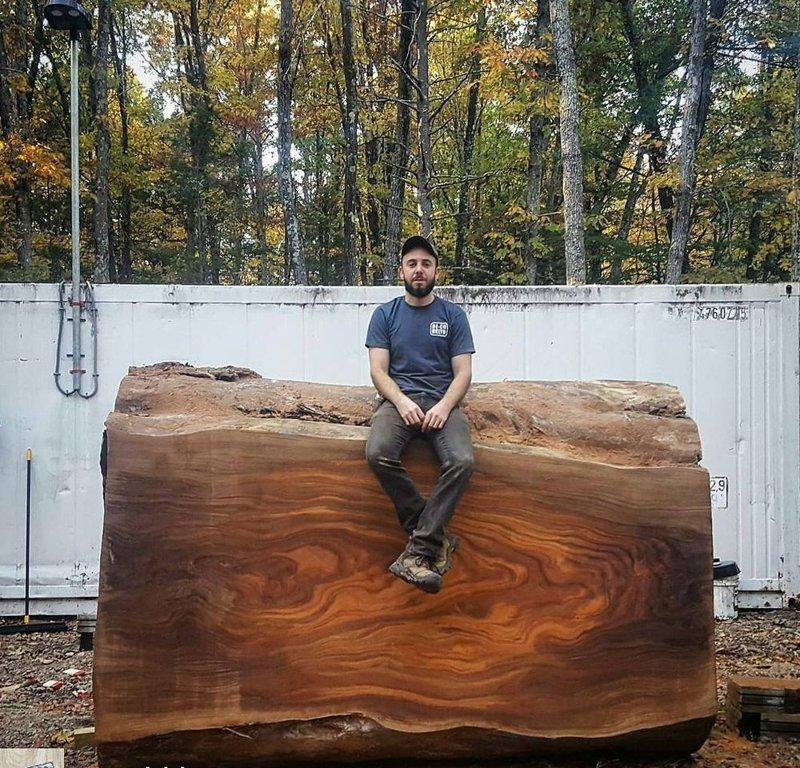 Что такое деревянные слэбы?