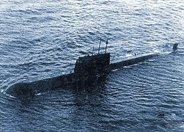 История подводной лодки «Комсомолец»(6 фото)