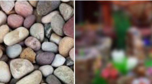Поделки из камня своими руками для дома и дачи