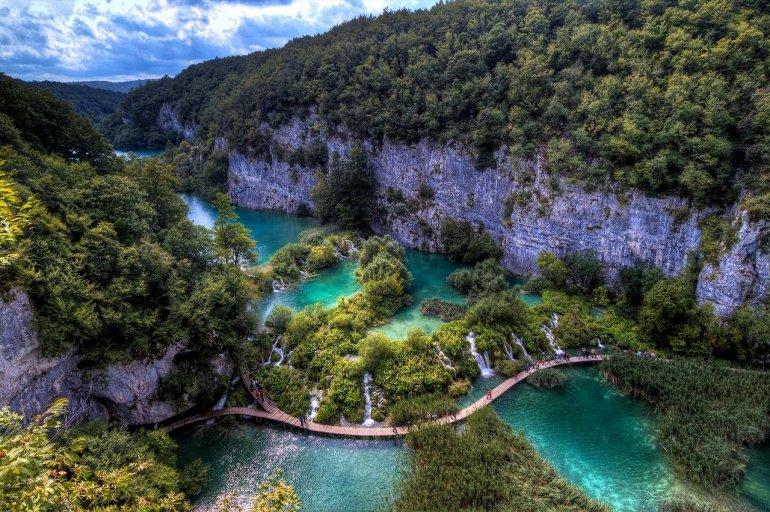 14 красивейших национальных парков Европы