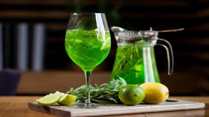 Газированный напиток «Тархун»