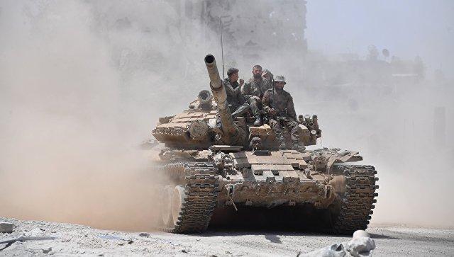 Новости Сирии. Сегодня 21 июля 2018