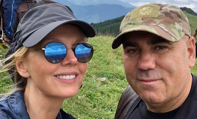 Мужа в горы тяни: Валерия и Иосиф Пригожин испытали себя в экстремальном походе