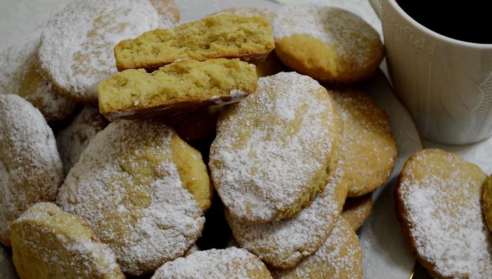 Печенье на рассоле Рецепт, Печенье, Печенье на рассоле, Видео рецепт, Видео