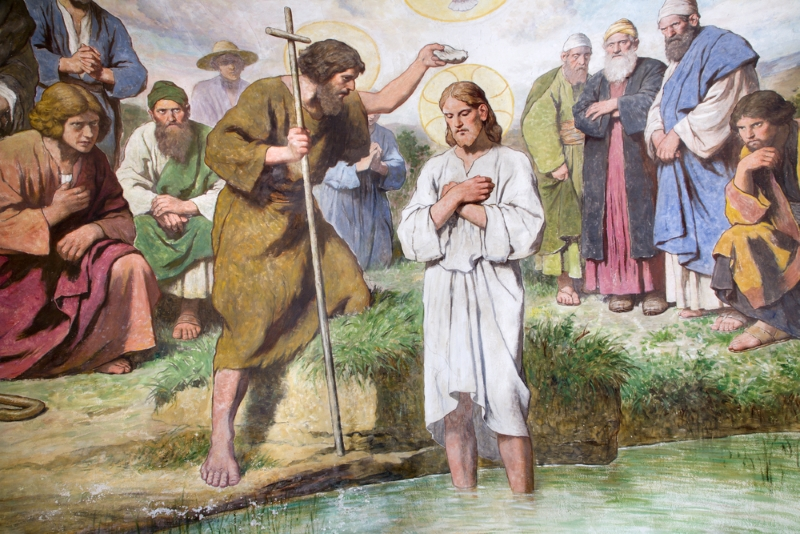 Молитвы в день Крещения Господня