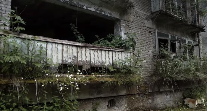 Жители думали, что скоро сюда вернутся, но... /Кадр из видео на youtube.com, пользователь ninurta