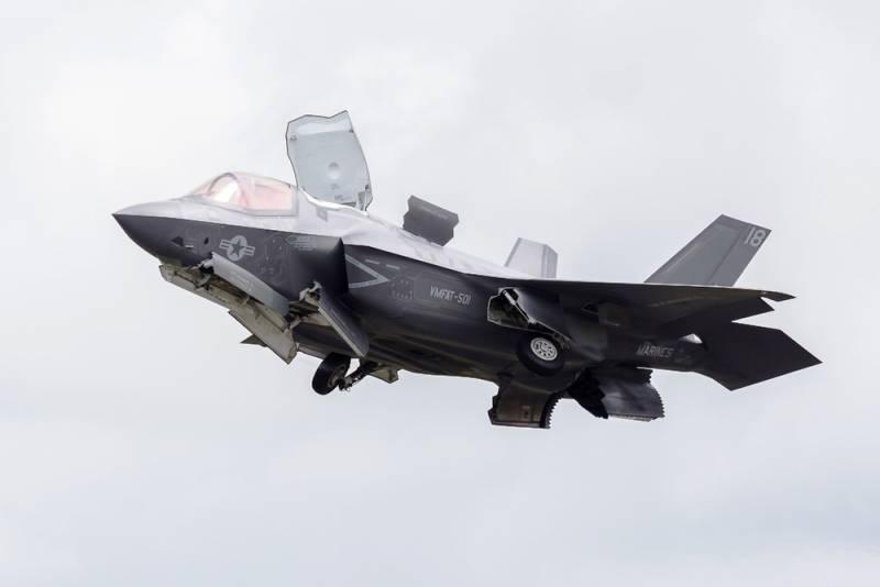 Токио планирует закупить истребители F-35B для своего авианосца