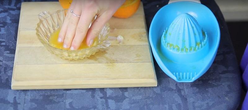 средство для ногтей в домашних условиях