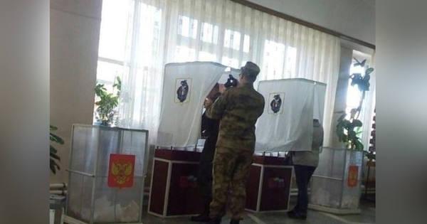 «Давление на солдата-избирателя» в Хабаровске оказалось фейком