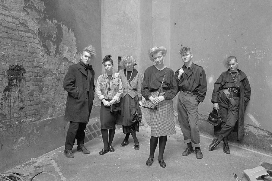 Другая сторона Берлинской стены: Уличная жизнь в Восточной Германии в 1980-е годы