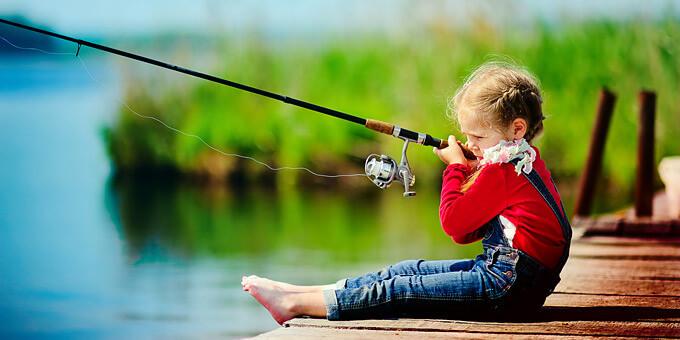 хобби про рыбалку на английском