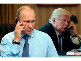 И последние новости по «Большой сделке» Путин-Трамп