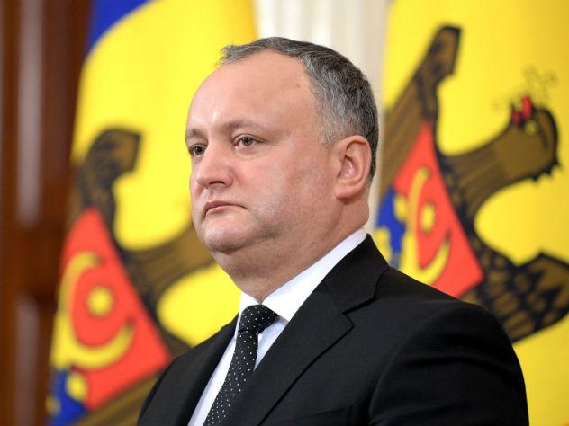 Вслед за абхазским премьером в ДТП попал президент Молдавии Игорь Додон