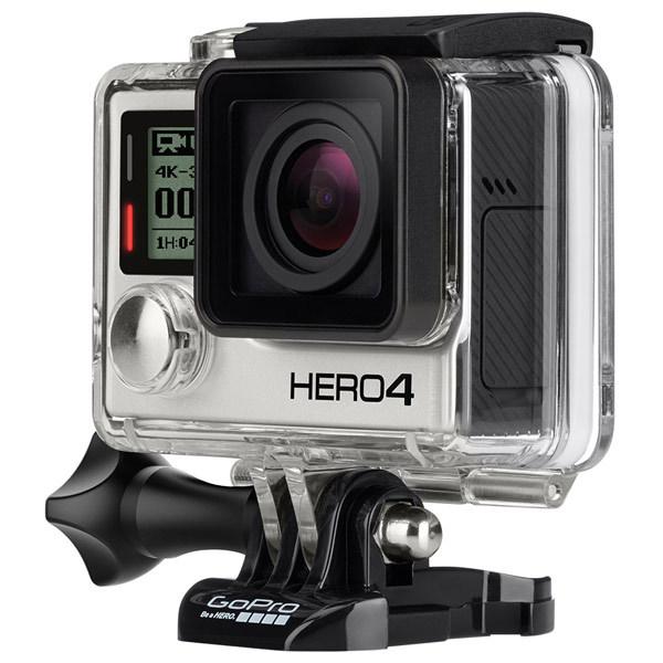 Отличительные особенности и преимущества камеры GоPro HERO4